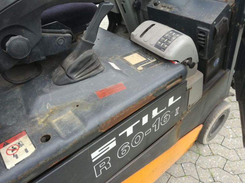 Still R60-16I El Trucks / Forklifts - 17