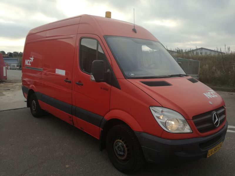 MERCEDES-BENZ SPRINTER 315 CDI VAN - 3