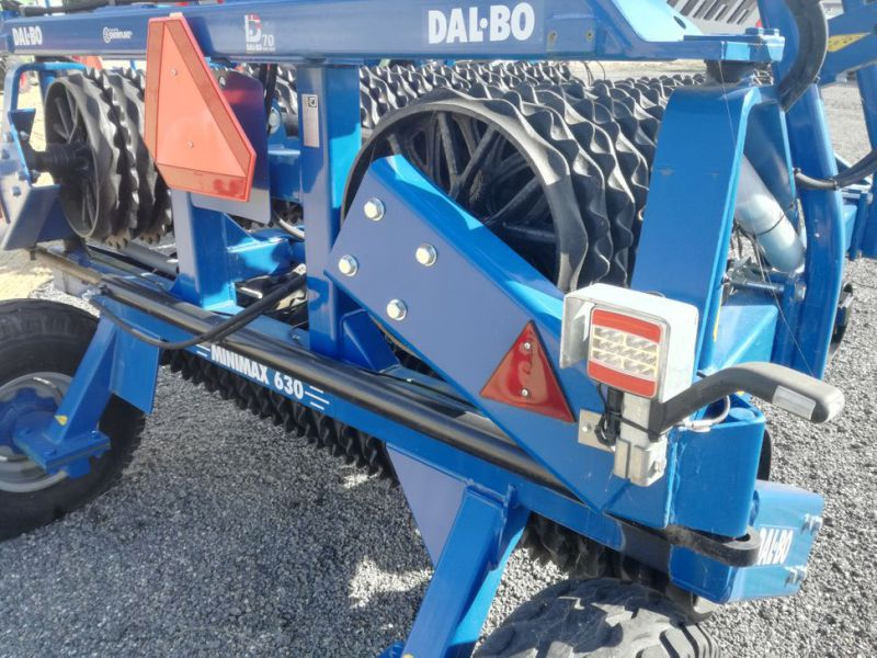 Tromle DAL-BO Minimax 630 / Rollers - 7