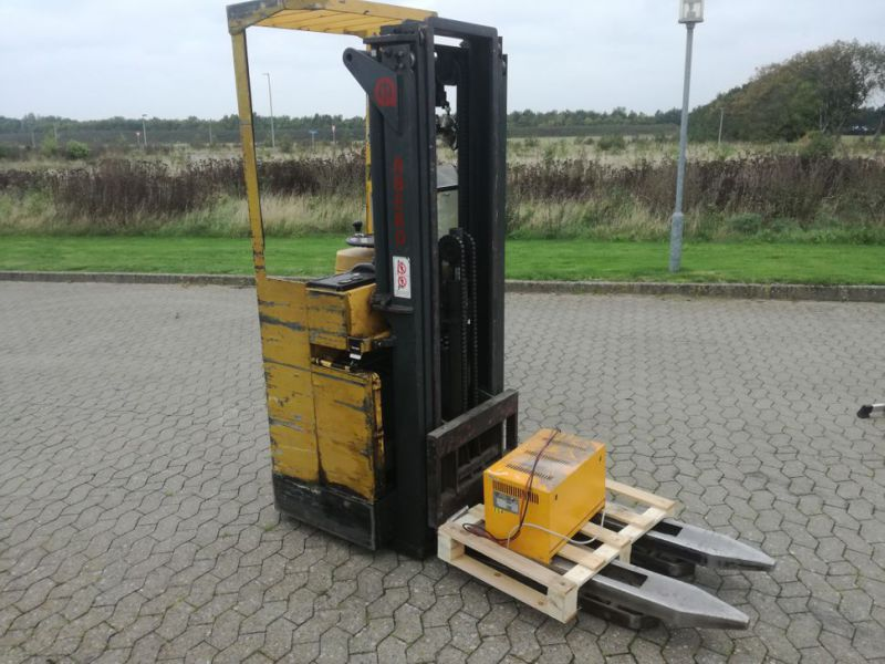 Abeko 13 SKY TTFY El stabler / electric stacker - 7