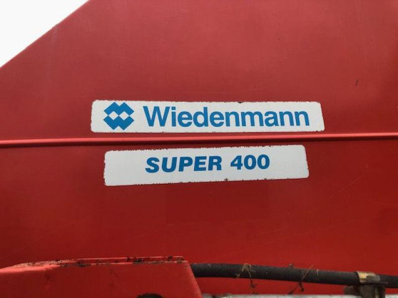 Weidemann Super 400 plænelufter, slagle klippe og kost / Lawn aerator, flail mower and sweeper - 2