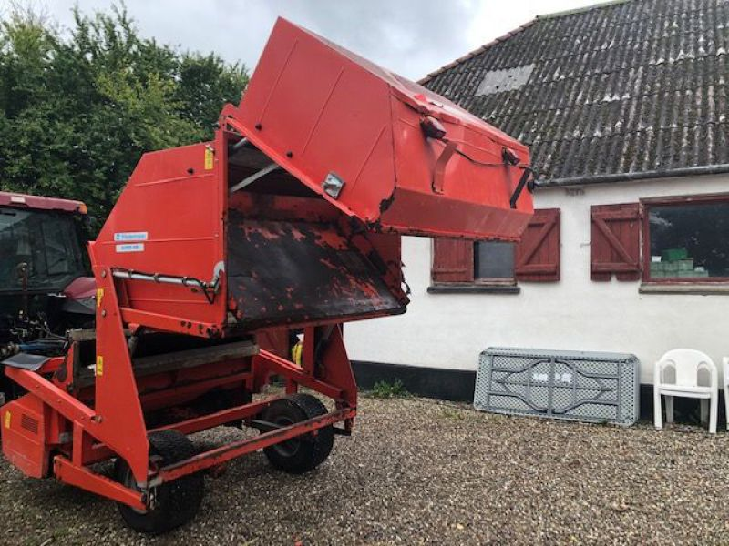 Weidemann Super 400 plænelufter, slagle klippe og kost / Lawn aerator, flail mower and sweeper - 3