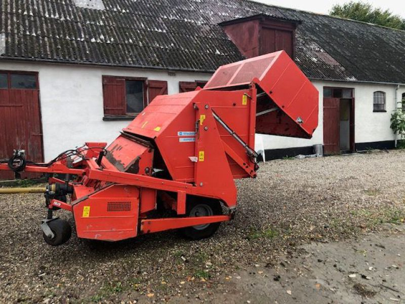 Weidemann Super 400 plænelufter, slagle klippe og kost / Lawn aerator, flail mower and sweeper - 13