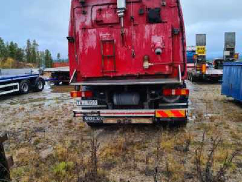 Lastbil med sop och sugutrustning / Truck with garbage and suction equipment - 8