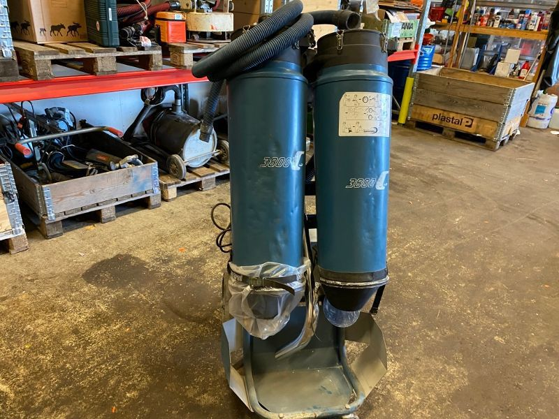 Dammsugare/ Vacuum cleaner Dustcontrol 3800 - 1
