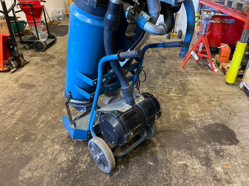 Dammsugare/ Vacuum cleaner Dustcontrol 3800 - 4
