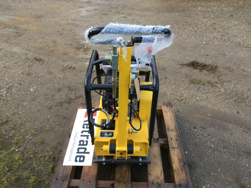 Bernards RT125-2 Pladevibrator NY UNRUGT / Compactor NEW UNUSED - 5