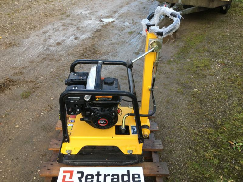 Bernards RT125-2 Pladevibrator NY UNRUGT / Compactor NEW UNUSED - 7