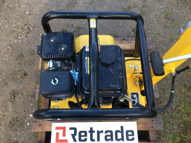 Bernards RT125-2 Pladevibrator NY UNRUGT / Compactor NEW UNUSED - 14