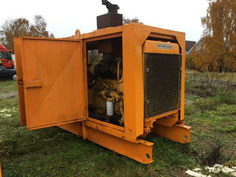 Caterpillar 3406 Prime power 225 KVA generator - 2