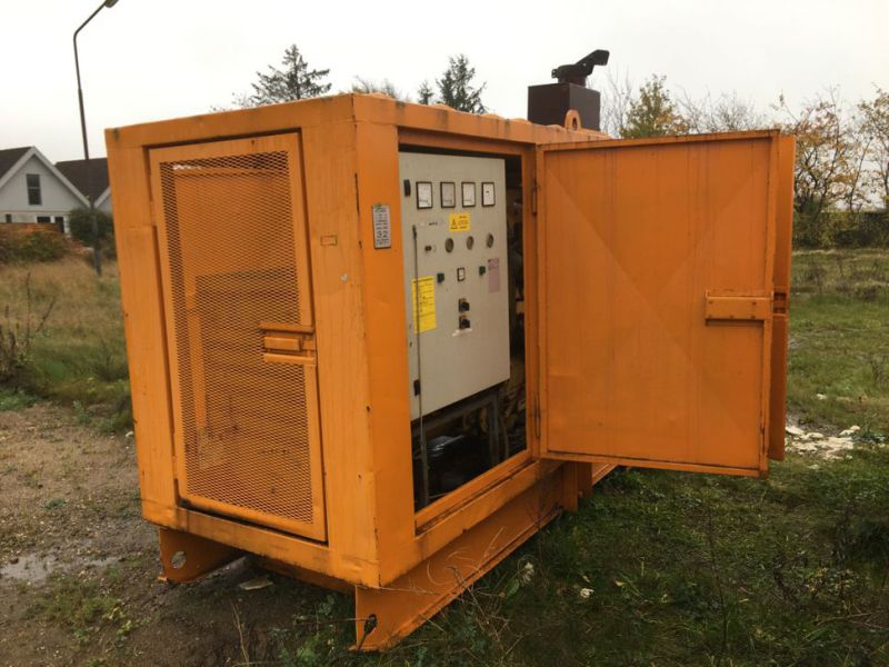 Caterpillar 3406 Prime power 225 KVA generator - 3