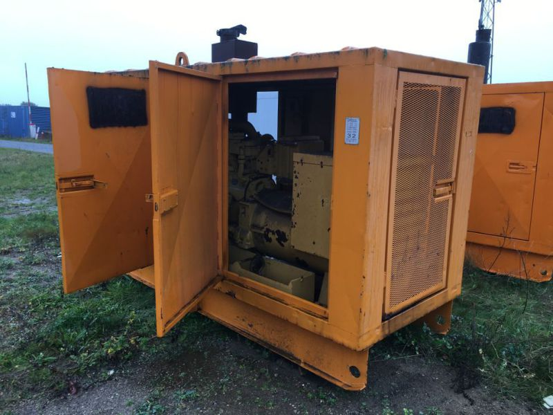 Caterpillar 3406 Prime power 225 KVA generator - 5