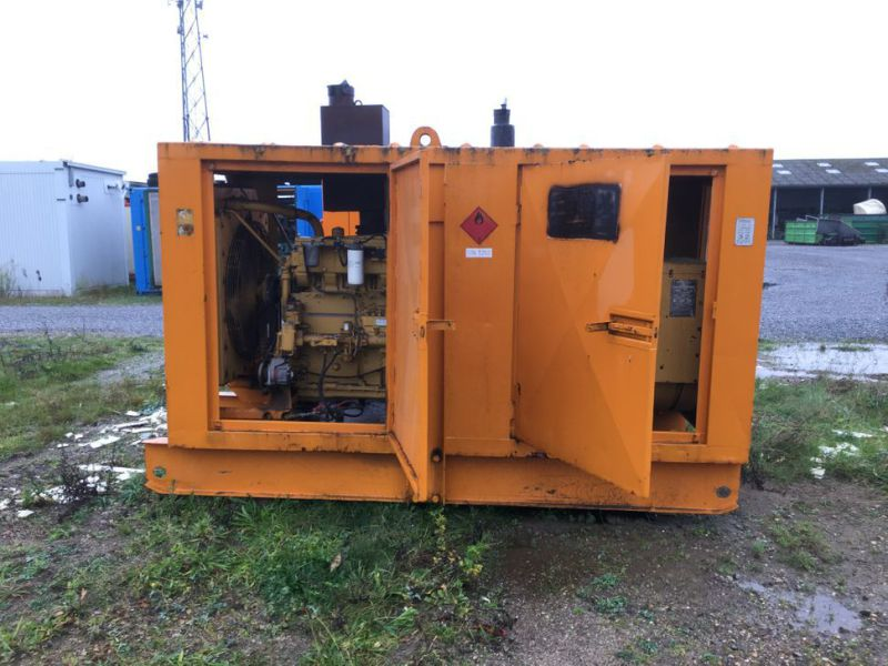 Caterpillar 3406 Prime power 225 KVA generator - 6