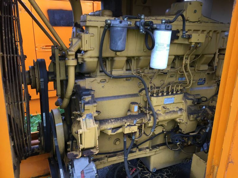 Caterpillar 3406 Prime power 225 KVA generator - 7