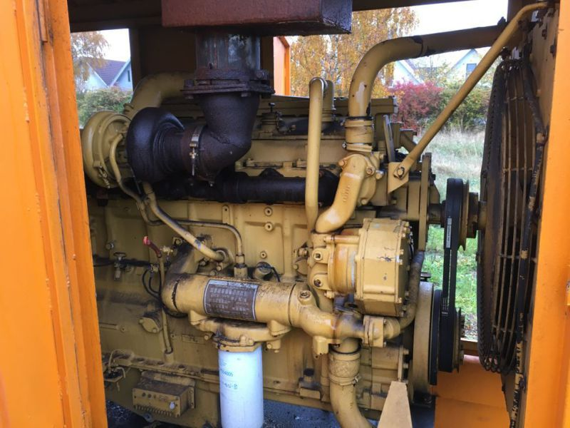 Caterpillar 3406 Prime power 225 KVA generator - 26