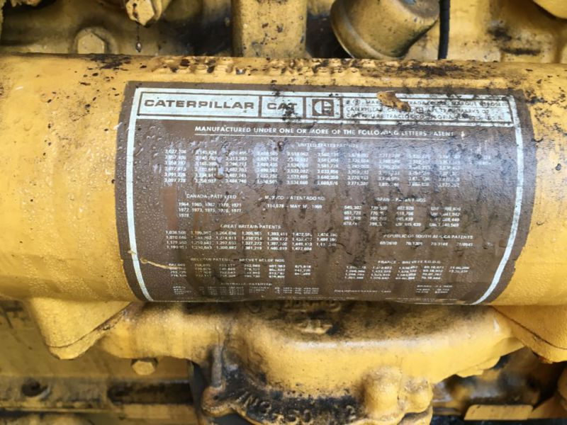 Caterpillar 3406 Prime power 225 KVA generator - 27