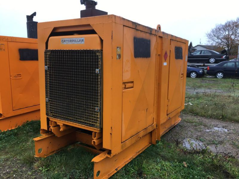 Caterpillar 3406 Prime power 225 KVA generator - 30