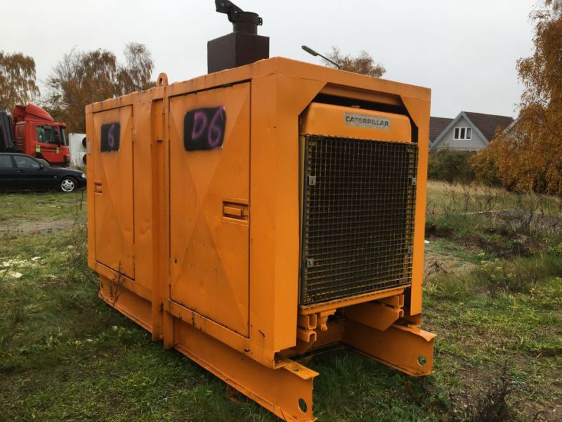 Caterpillar 3406 Prime power 225 KVA generator - 31