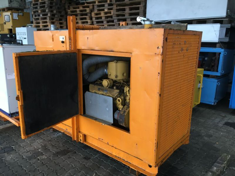 Caterpillar 3208 Prime power 80 KVA generator - 2