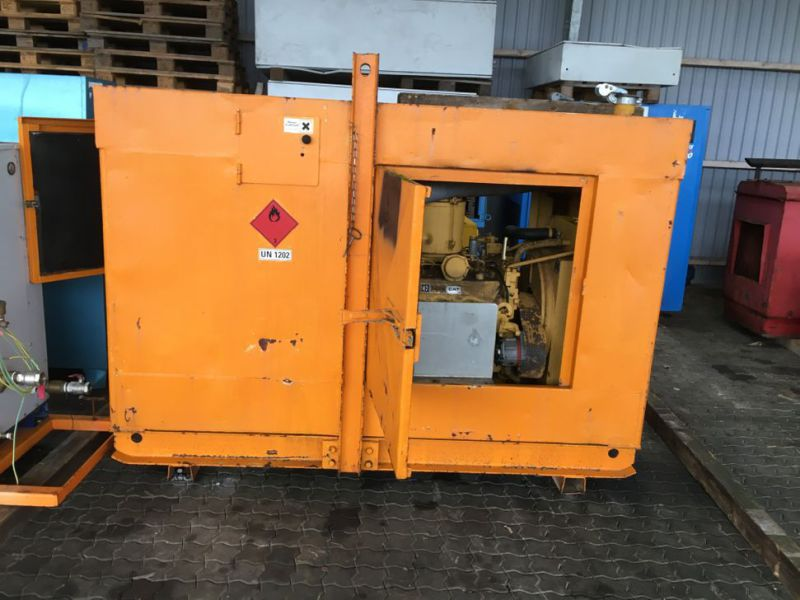 Caterpillar 3208 Prime power 80 KVA generator - 3