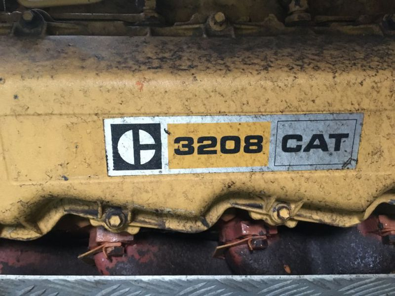 Caterpillar 3208 Prime power 80 KVA generator - 10