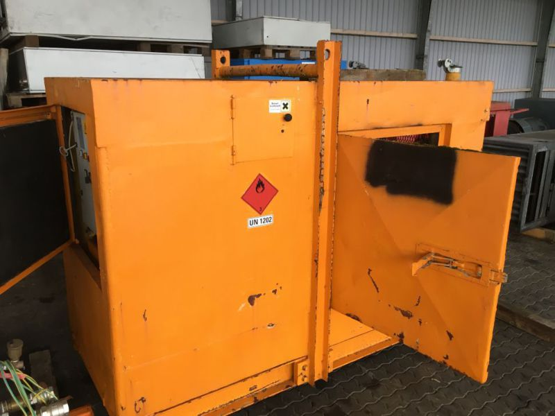 Caterpillar 3208 Prime power 80 KVA generator - 22