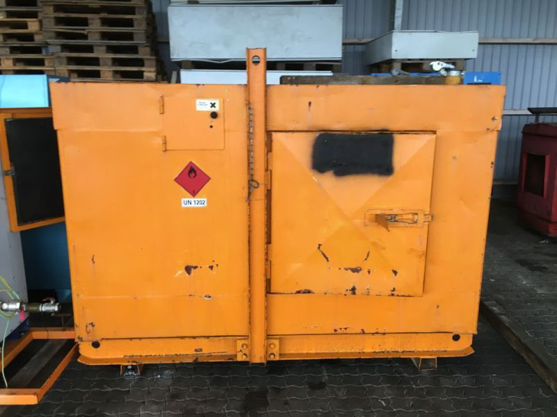 Caterpillar 3208 Prime power 80 KVA generator - 23