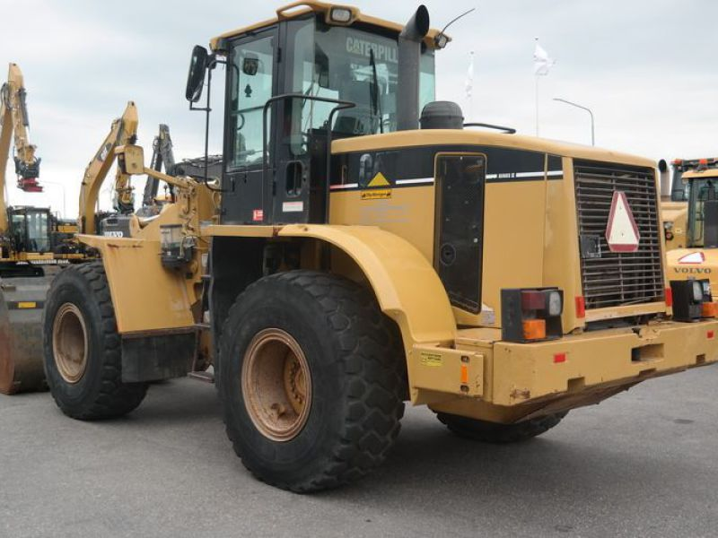 Caterpillar 938G ll - 1