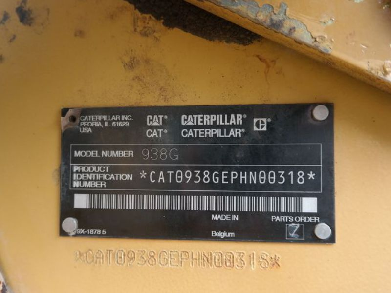 Caterpillar 938G ll - 7