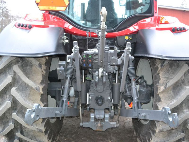 Valtra N104 Hitch med Frontlastare -2018 / Tractor 4WD - 8