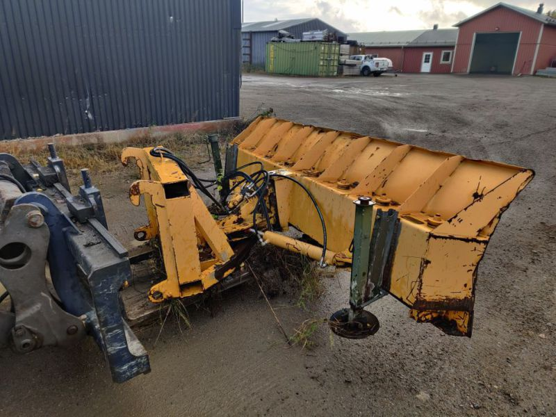 Snöplog/Snow plow Holms KH320  - 0