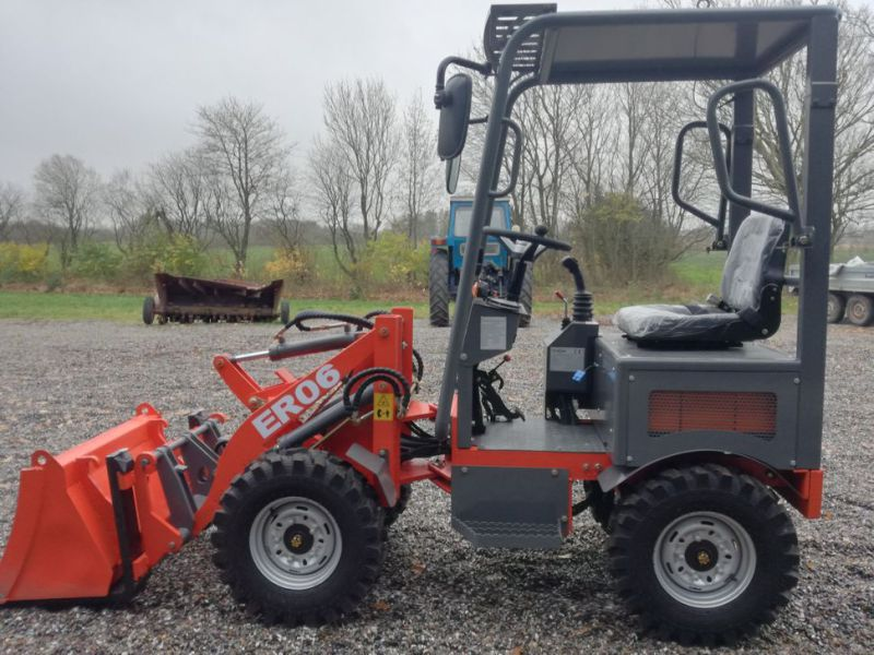 Everun ER06 Electric Læsser / Loader DEMO - 5