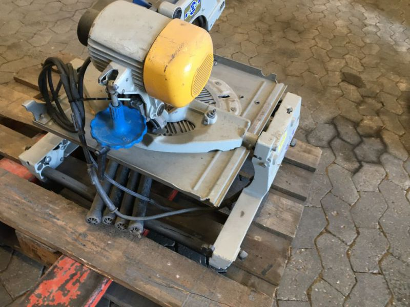 Kap, bordsav / Cut, table saw - 1