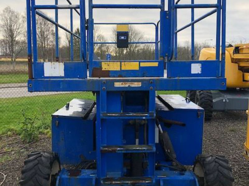 Upright Sl30 4X4 11 meter lift / Scissor lift - 7