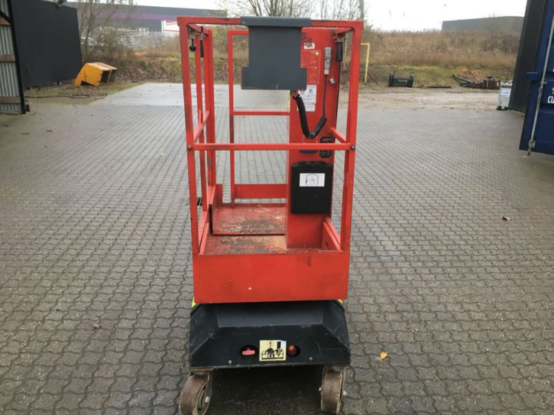Braviisol Lui Mini HD søjle lift / Column lift - 1