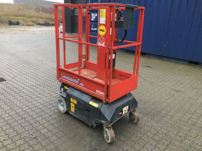 Braviisol Lui Mini HD søjle lift / Column lift - 2
