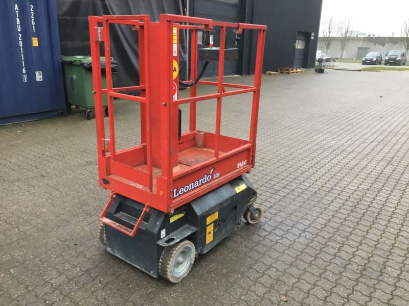 Braviisol Lui Mini HD søjle lift / Column lift - 4