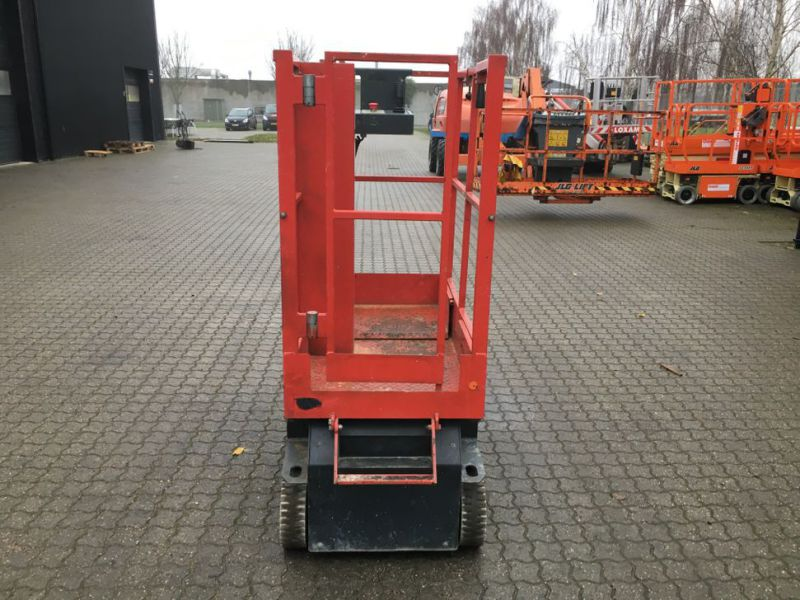 Braviisol Lui Mini HD søjle lift / Column lift - 5