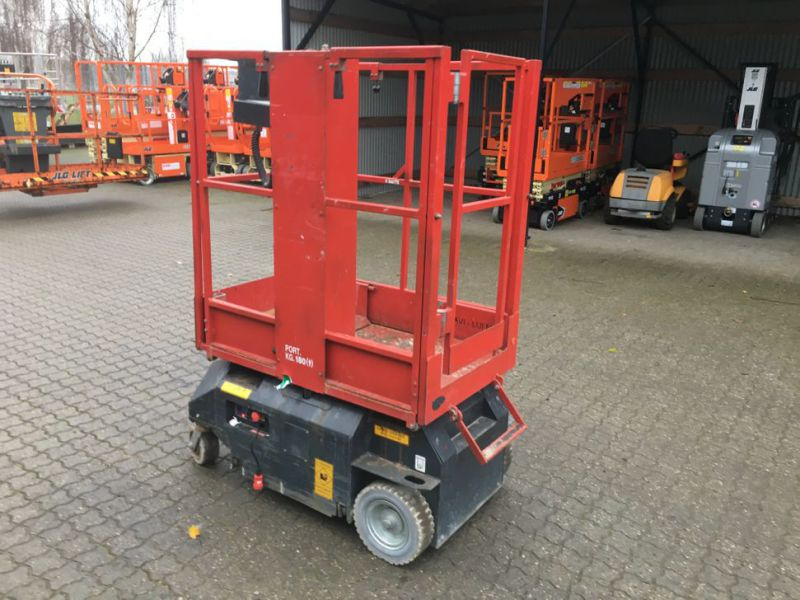 Braviisol Lui Mini HD søjle lift / Column lift - 6