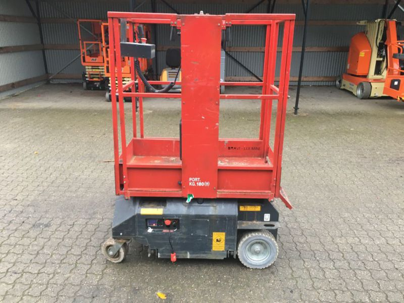 Braviisol Lui Mini HD søjle lift / Column lift - 7
