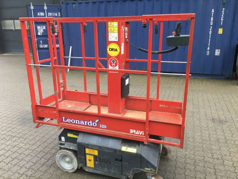 Braviisol Lui Mini HD søjle lift / Column lift - 13