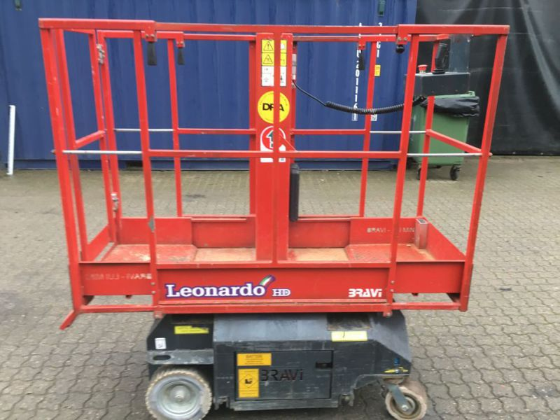Braviisol Lui Mini HD søjle lift / Column lift - 14