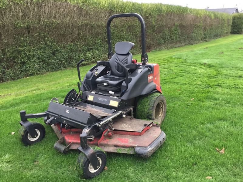 Toro Groundmaster 7210 zeroturn klipper / Mower - 0