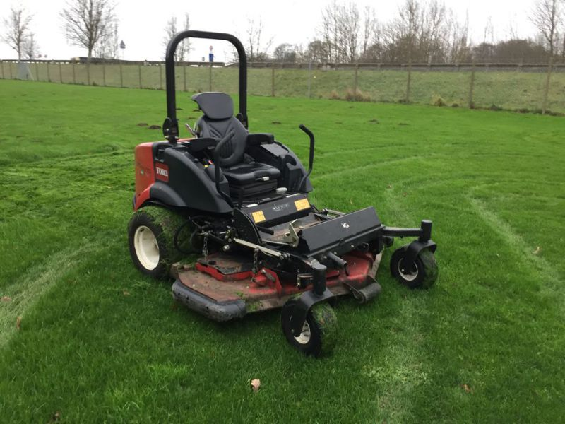 Toro Groundmaster 7210 zeroturn klipper / Mower - 2