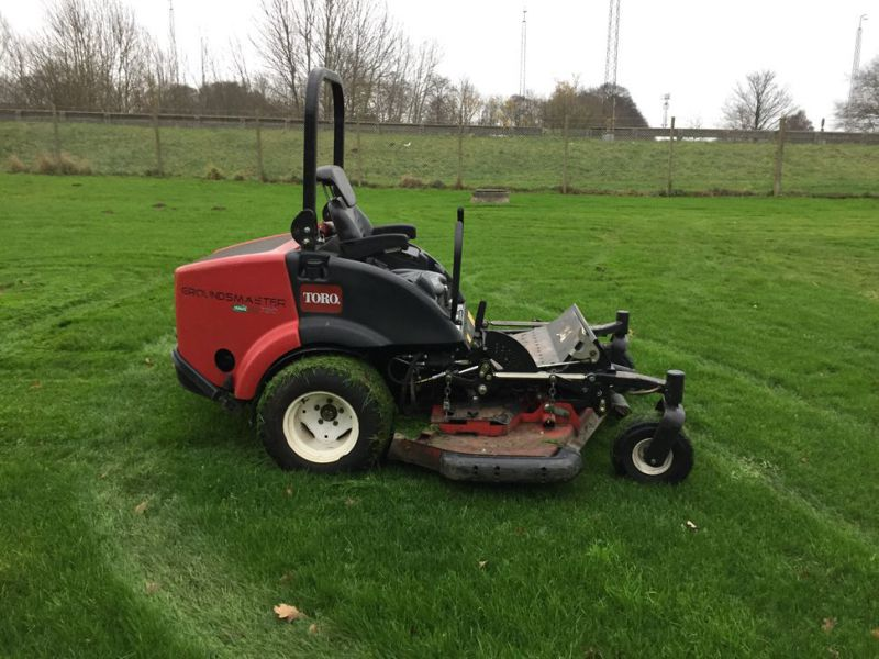 Toro Groundmaster 7210 zeroturn klipper / Mower - 3