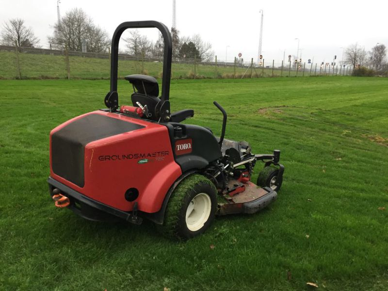 Toro Groundmaster 7210 zeroturn klipper / Mower - 4