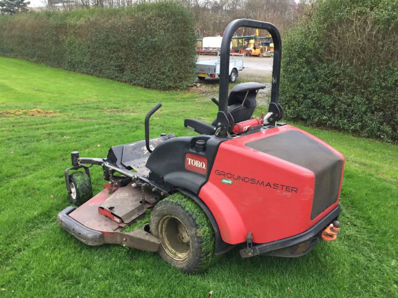 Toro Groundmaster 7210 zeroturn klipper / Mower - 6