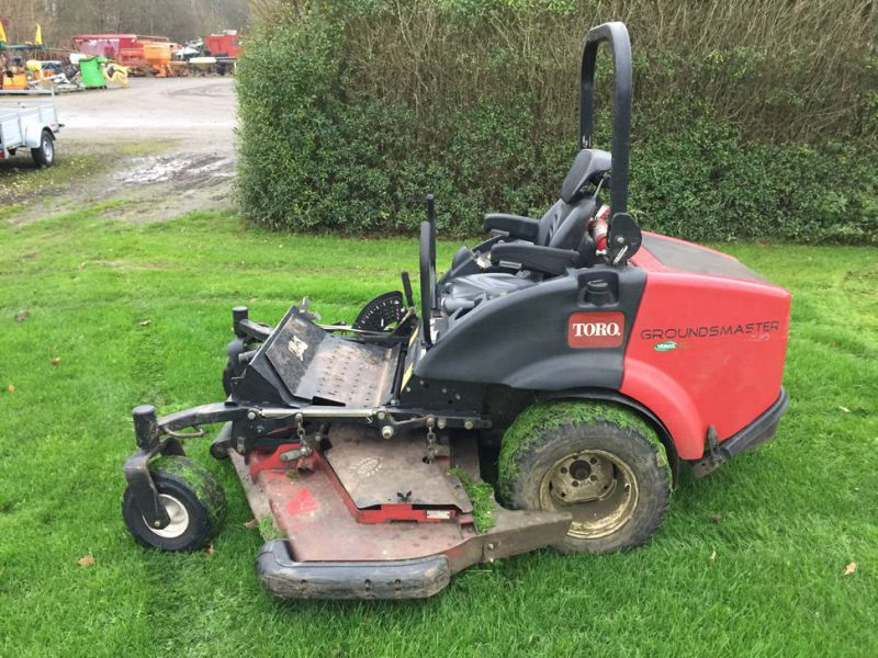 Toro Groundmaster 7210 zeroturn klipper / Mower - 7