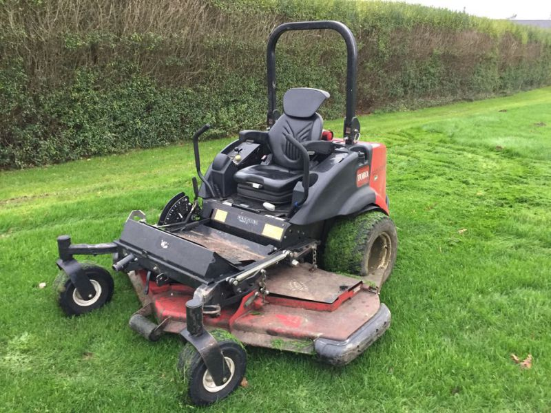 Toro Groundmaster 7210 zeroturn klipper / Mower - 8
