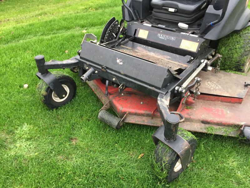 Toro Groundmaster 7210 zeroturn klipper / Mower - 9